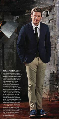 Just James Norton : Photo