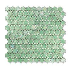 #Sicis #Neoglass Petites Fleurs F15 Galingale | Muranoglass | im Angebot auf #bad39.de 326 Euro/Pckg. | #Mosaik #Bad #Küche