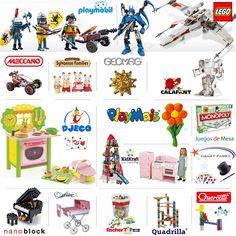 Juguetería especializada en playmobil y Lego