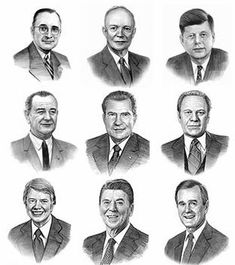 The Cold War Presidents