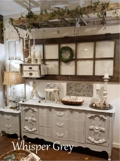 One Step Paint by The Plaster Paint Company * Chalk Type Paint * No Sealant Required Cocina Shabby Chic, Shabby Chic Decor, Shabby Chic Interiors, Cheap Home Decor, Diy Home Decor, Creation Deco, French Country Decorating, Home Decor Accessories, Home Remodeling