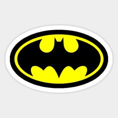 DC Comics Men's Batman Basic Logo T-Shirt