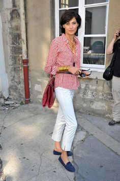 Monday Muse: Ines de la Fressange | Work and Play