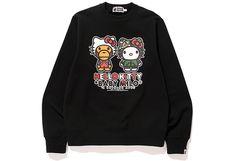 Hello Kitty x A Bathing Ape 2014 Capsule Collection #Streetstyle #fashion #BAPE