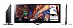 Novedades en el blog! LG presenta los nuevos televisores con tecnología híbrida PLED (Plasma más Led) tienen futuro? Lo analizamos! www.esmio.es