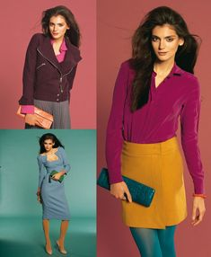Read the article 'In Season: 10 Designs in Fall Shades' in the BurdaStyle blog 'Daily Thread'.