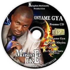 """[Video] The """"Wagye Me"""" Fame, Minister Ike Unmoor You With """"Onyame Gya"""" - New Gospel Album 