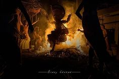 Another one from Kandanar Kelan series. 'Kandanar Kelan Theyyam' tells the story of yesteryears hero Kelan from the land of Payyanoor. He was burned in a forest fire along with two snakes and was brought to life by Vayanattu Kulavan a warrior god. In this act the Theyyam artist runs in and out of fire barefoot to depict this incident they also has the drawings of two snakes on their chest in memory of the 2 snakes that died with kelan.. Normally this theyyam is performed by people from…