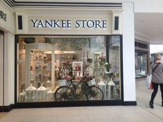 Yankee Candle Store in Nottingham