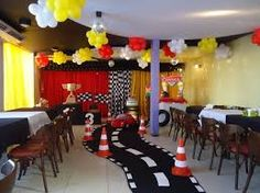 Image result for rayo mcqueen party