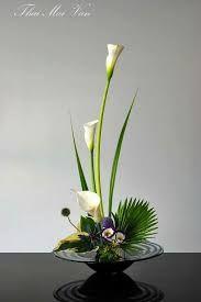 Resultado de imagen de images of ikebana flower arrangement