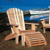 Found it at Wayfair - Oversized Adirondack Chair Tons of good options on wayfair