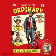 """Tales of the Ordinary"" by Stuart Colebrook aka Bramish and Peter Kramar aka badbasilisk"