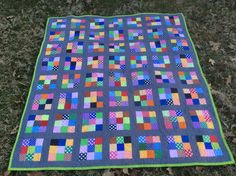 Cathy's MPS Quilt