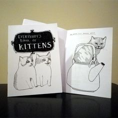 {Everybody's Book of Kittens} by Gemma Correl