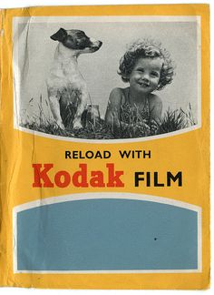 reload with kodak film Old Cameras, Vintage Cameras, Vintage Ads, Vintage Photos, Kodak Camera, Kodak Film, Classic Camera, Kodak Moment, Advertising Photography