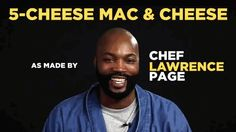 Five-Cheese Mac and Cheese as made by Lawrence Page - 9GAG