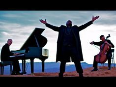 Coldplay - Paradise (Peponi) African Style (Piano/Cello Cover) - ThePianoGuys Because only these guys are cool enough to get a $20,000 piano on a cliff and play amazing music.