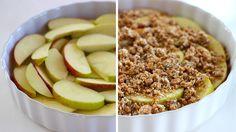 Nu de winter in zicht is, vraagt dat om warme en gezellige oer-Hollandse gerechten. Lees op onze blog hoe je deze appel-stroopwafel crumble kunt maken.