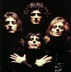 Queen, 1974.