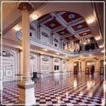 Music Hall in Cincinnati USA