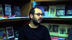 Intervista con lo scrittore Angelo Petrella, autore del libro Pompei. L'...