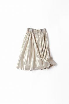 アイテム詳細(これ一枚で上質感アップのスカート)  Kyoko Kikuchi's Closet 菊池京子のクローゼット