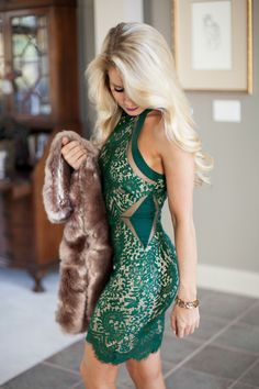Fur and Lace on OliviaRink.com