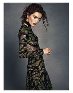 top trends: andreea diaconu by lachlan bailey for w june/july 2013 | visual…