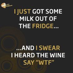 Wine to your door. Our wine club brings premium international artisan wines to enjoy and share from the comforts of home. Life is complicated. Wine shouldn't be! Wine Jokes, Wine Meme, Wine Funnies, Me Quotes, Funny Quotes, Funny Memes, Hilarious, Funny Drinking Quotes, Sarcastic Quotes