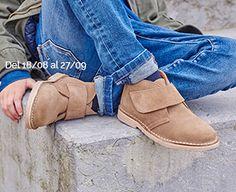 Tienda de zapatos y calzado online. Compra zapatos online en Merkal para toda la familia. Descubre todo nuestro catálogo de zapatos online.