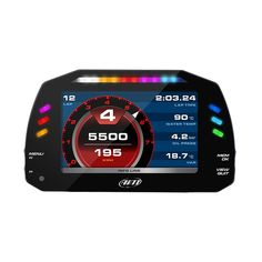 "Aim MXS Compact 5"" Motorcycle Dash Data Logger"