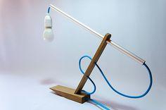 Balancy - Lamp on Behance
