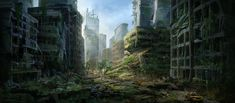 Overgrown by JoakimOlofsson.deviantart.com on @deviantART