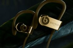 Beats Teams Up with Balmain on Some Truly Fashion-Forward Headphones | American Luxury