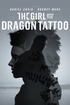 The Girl With The Dragon Tattoo is SUCH a good movie, Daniel Craig is amazing!