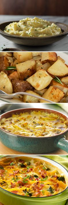 Main Dishes, Side Dishes, Types Of Potatoes, Thanksgiving Table, Roasted Vegetables, Mashed Potatoes, Curry, Big, Ethnic Recipes