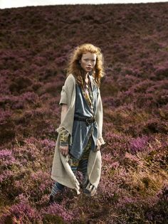 389 Best Images About Celtic Women Amp On Lund, Bohemian Style, Boho Chic, Hippie Style, Viviane Sassen, Irish Girls, Portraits, Mori Girl, Models