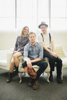 The Lumineers. Cannot wait to see them again at High Sierra!