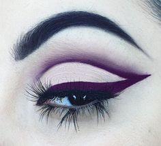Gorgeous Makeup: Tips and Tricks With Eye Makeup and Eyeshadow – Makeup Design Ideas Makeup Goals, Makeup Inspo, Makeup Art, Makeup Inspiration, Makeup Tips, Beauty Makeup, Makeup Ideas, Fun Makeup, Crazy Makeup