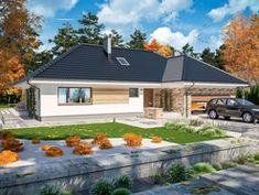 Wizualizacja ARP PADME 2 CE Outdoor Decor, Albums, Home Decor, Cottage, Home Plans, Home, House Design, Decoration Home, Room Decor