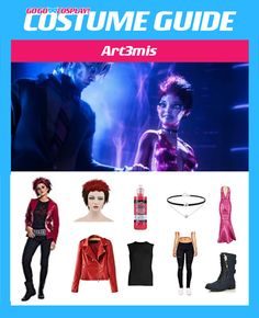 Samantha Cook / Art3mis Costume Guide Diy Costumes, Cosplay Costumes, Costume Ideas, Engagement Photo Outfits, Engagement Photos, Virtual Reality Games, Ready Player One, Cosplay Diy, Halloween Party