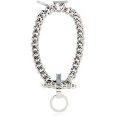 Givenchy Women Embellished Chain Necklace