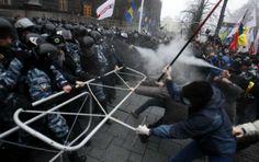 #Ucraina, sempre più vicina la guerra civile