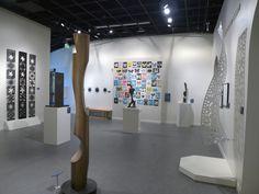 """Eames Generations: A Legacy of California Design"" open through December 1, 2013 at The California Museum. Image courtesy of Llisa Demetrios."