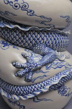 Johnson Tsang, Dragon Artwork, Doja Cat, Sculpture Clay, Japan Art, Chinese Culture, Ceramic Art, Concept Art, Ceramics