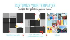 Customize Your Templ
