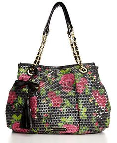 rose sparkle by Betsey Johnson