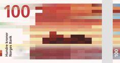 【未来キタ】ノルウェーの新紙幣の「デザインが斬新すぎる」と世界驚嘆、なんとピクセルデザインが採用