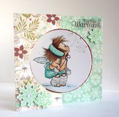 Alice's {Little} Wonderland: Winter Fairy Halla